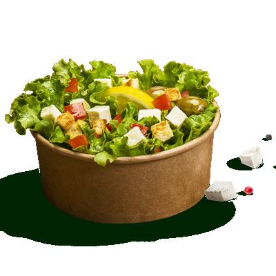 Salata s mozzarellom