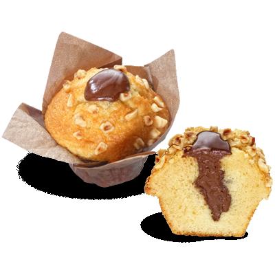 Muffin − vanilija i lješnjak
